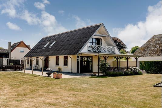 Villa på Illerupvej i Skanderborg - Ejendommen