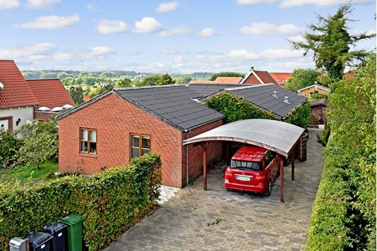 Villa på Kastanievej i Skanderborg - Ejendommen