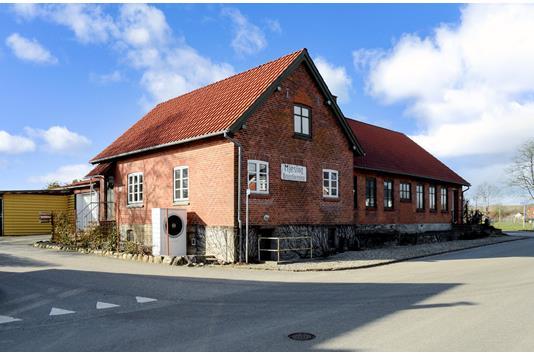 Villa på Foerlev Møllevej i Skanderborg - Ejendommen