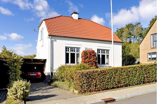 Villa på Niels Ebbesens Vej i Skanderborg - Ejendommen