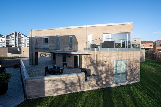 Villa på Søbyen i Skanderborg - Ejendommen