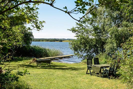 Landejendom på Oddervej i Skanderborg - Have