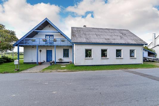 Villa på Potmosevej i Østbirk - Ejendommen