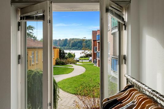 Ejerlejlighed på Adelgade i Skanderborg - Udsigt