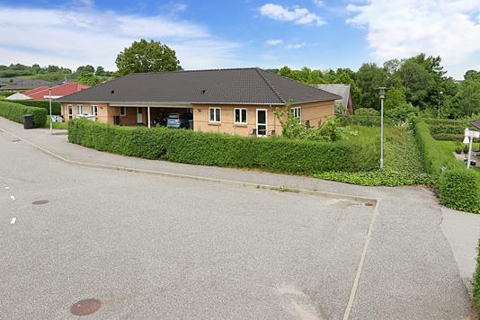 Rækkehus på Bavnevænget i Skanderborg - Ejendommen