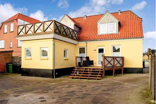 Ejerlejlighed på Århusvej i Skanderborg - Ejendommen