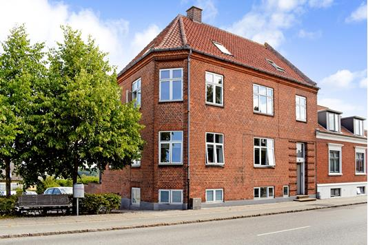 Ejerlejlighed på Møllegade i Skanderborg - Ejendommen