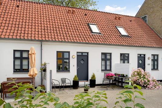 Ejerlejlighed på Adelgade i Skanderborg - Ejendommen