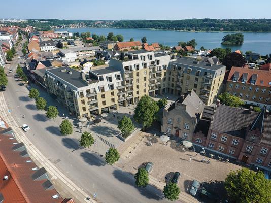 Ejerlejlighed på Adelgade i Skanderborg - Projekt