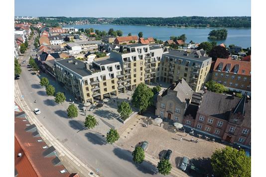Ejerlejlighed på Asylgade i Skanderborg - Projekt