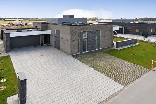 Villa på Myrtueparken i Esbjerg V - Ejendommen