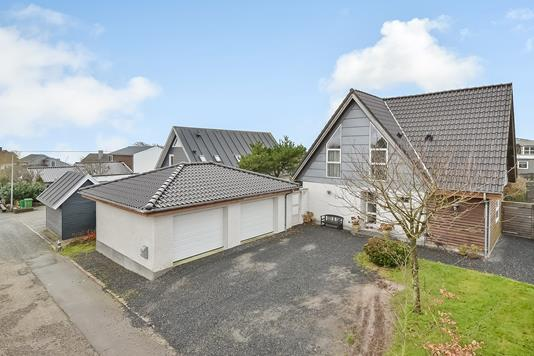 Villa på Fasanvænget i Esbjerg V - Ejendommen