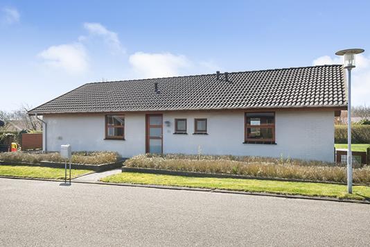 Villa på Jupitervænget i Esbjerg V - Ejendommen