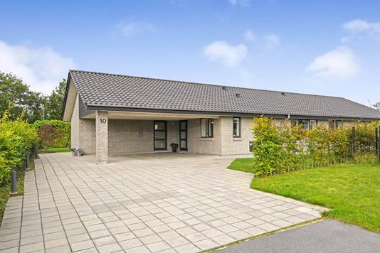 Villa på Uranusvænget i Esbjerg V - Ejendommen