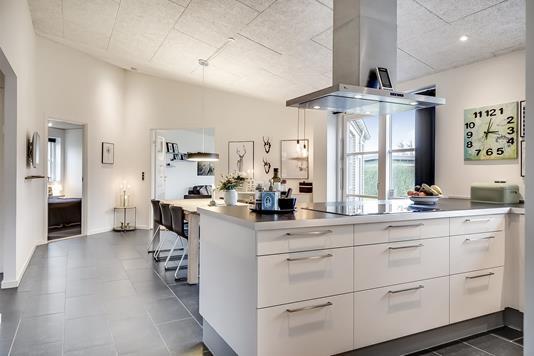 Villa på Guldagergårdsvej i Esbjerg V - Køkken