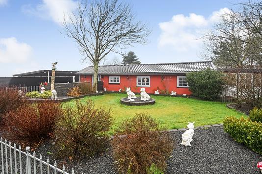 Villa på Kokspangvej i Esbjerg V - Ejendommen