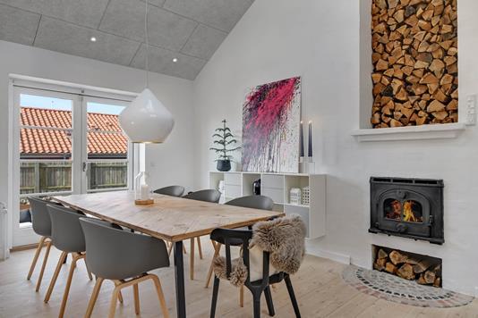 Villa på Bregnevej i Esbjerg V - Stue