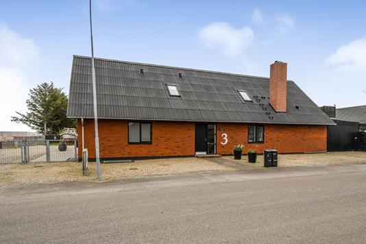 Villa på Bødkervej i Esbjerg V - Ejendommen