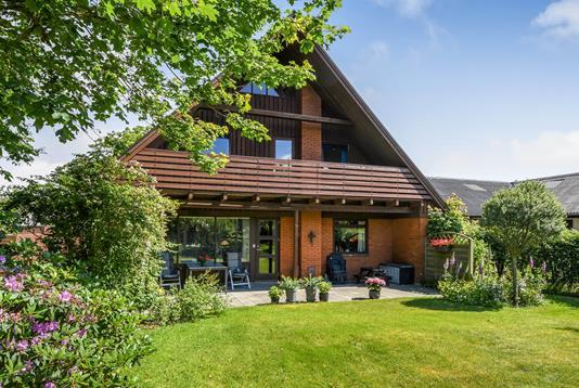 Villa på Liljevænget i Esbjerg V - Ejendommen