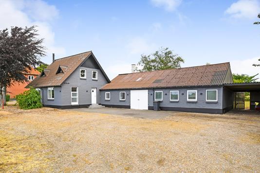 Villa på Lifstrup Hovedvej i Esbjerg N - Ejendommen
