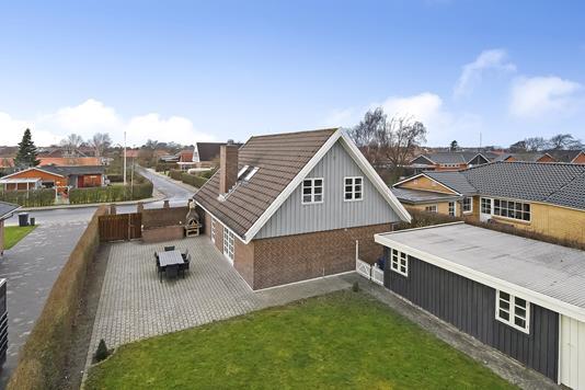Villa på Stigårdsvej i Esbjerg N - Ejendommen
