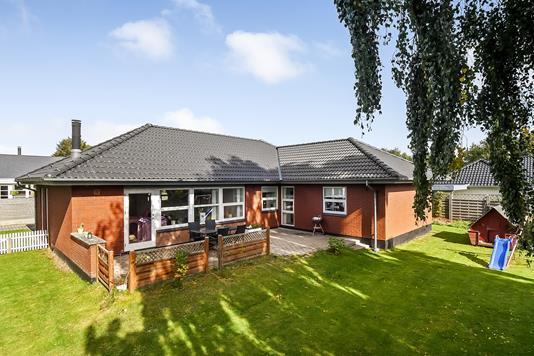 Villa på Bakken i Esbjerg N - Ejendommen