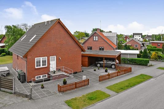Villa på Ribegade i Esbjerg - Ejendommen