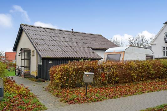 Villa på Baggesens Alle i Esbjerg - Ejendommen