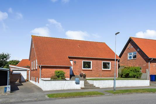 Villa på Rørkjærsgade i Esbjerg - Ejendommen