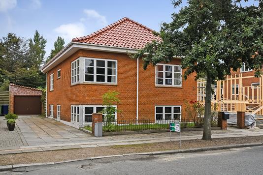 Villa på Gormsgade i Esbjerg - Ejendommen