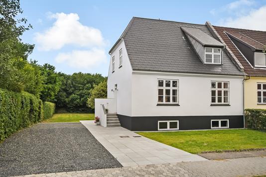 Villa på Ingemanns Alle i Esbjerg - Ejendommen