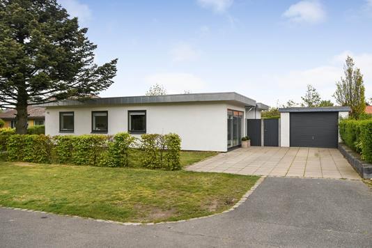Villa på Højvangs Tværvej i Esbjerg - Ejendommen