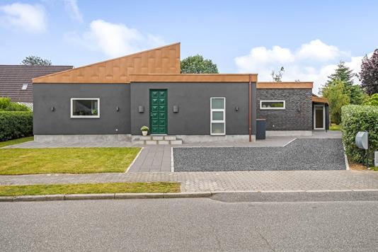 Villa på Birke Alle i Esbjerg V - Ejendommen