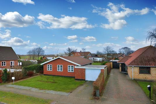 Villa på Holmevej i Esbjerg - Mastefoto