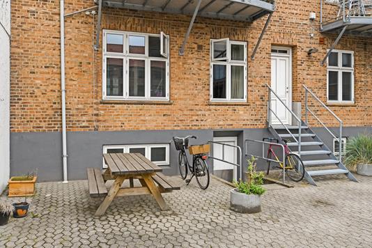 Ejerlejlighed på Skjoldsgade i Esbjerg - Ejendommen