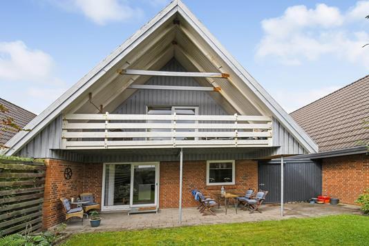 Villa på Hjerting Strandvej i Esbjerg V - Terrasse