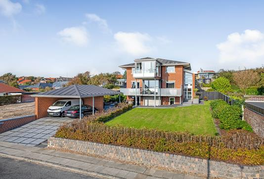 Villa på Vestervænget i Esbjerg V - Ejendommen