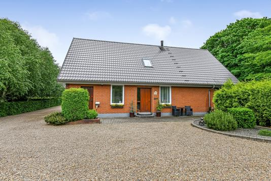 Villa på Forum Hovedvej i Esbjerg N - Terrasse