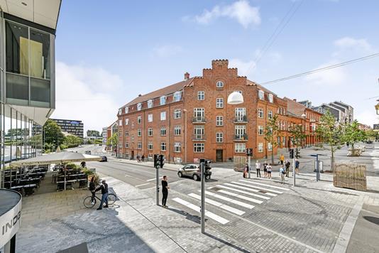 Ejerlejlighed på Kongensgade i Esbjerg - Ejendommen