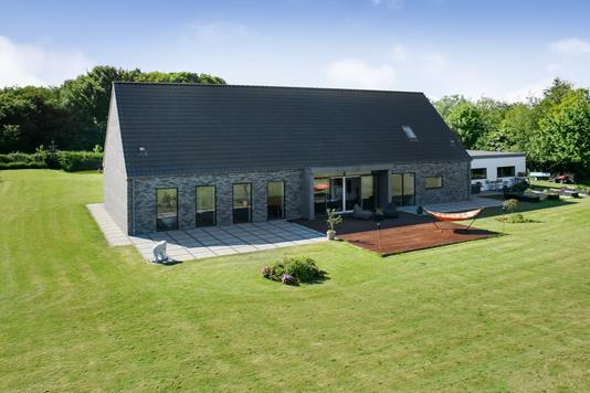 Villa på Kildegårdvej i Billum - Ejendommen