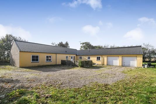 Villa på Ålbæk Møllevej i Bramming - Ejendommen