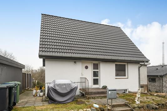 Villa på Hasselvej i Esbjerg Ø - Ejendommen
