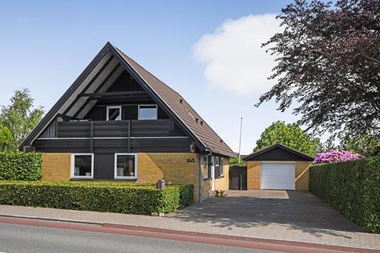 Villa på Parkvej i Esbjerg V - Ejendommen