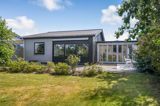 Villa på Æblevej i Esbjerg Ø - Ejendommen