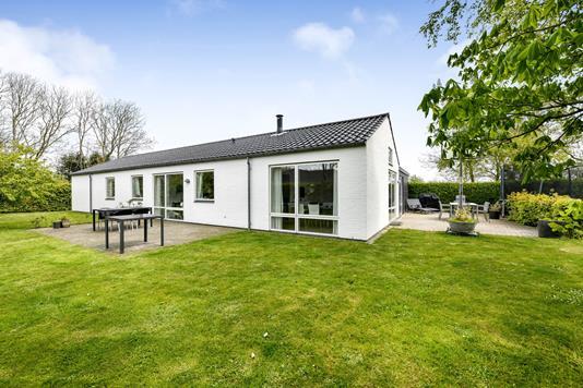 Villa på Mølhøjvej i Esbjerg Ø - Terrasse