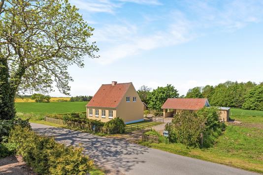 Villa på Stendyssevej i Hørve - Ejendommen