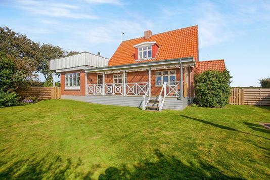 Villa på Hovvejen i Hørve - Ejendommen