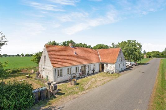 Villa på Torslunde i Svinninge - Ejendommen