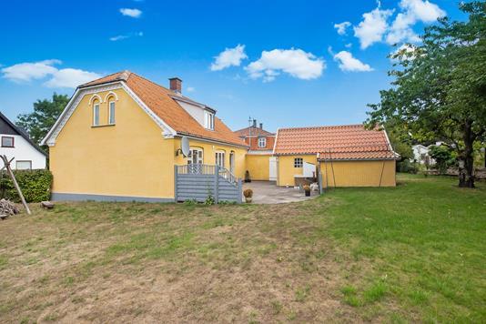 Villa på Østergade i Grevinge - Ejendom 1