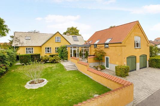 Villa på Kildestræde i Svinninge - Ejendommen